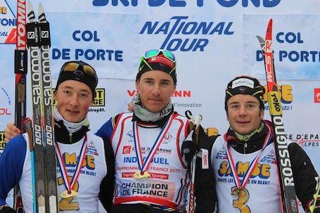 Championnat de France col de Porte